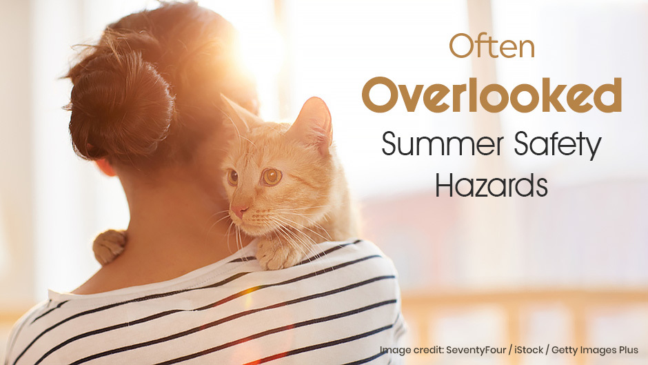 Often Overlooked Summer Safety Hazards
